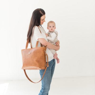 Eezi Baby Bag Nu Leather