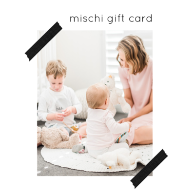 A Mischi Gift Card
